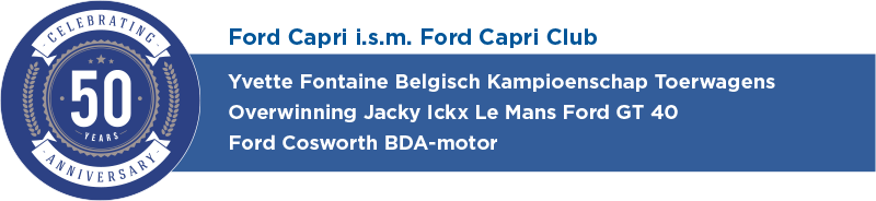 ISM Ford Capri Club